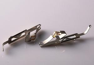 高难度端子弹片类产品,不锈钢或铍铜材质